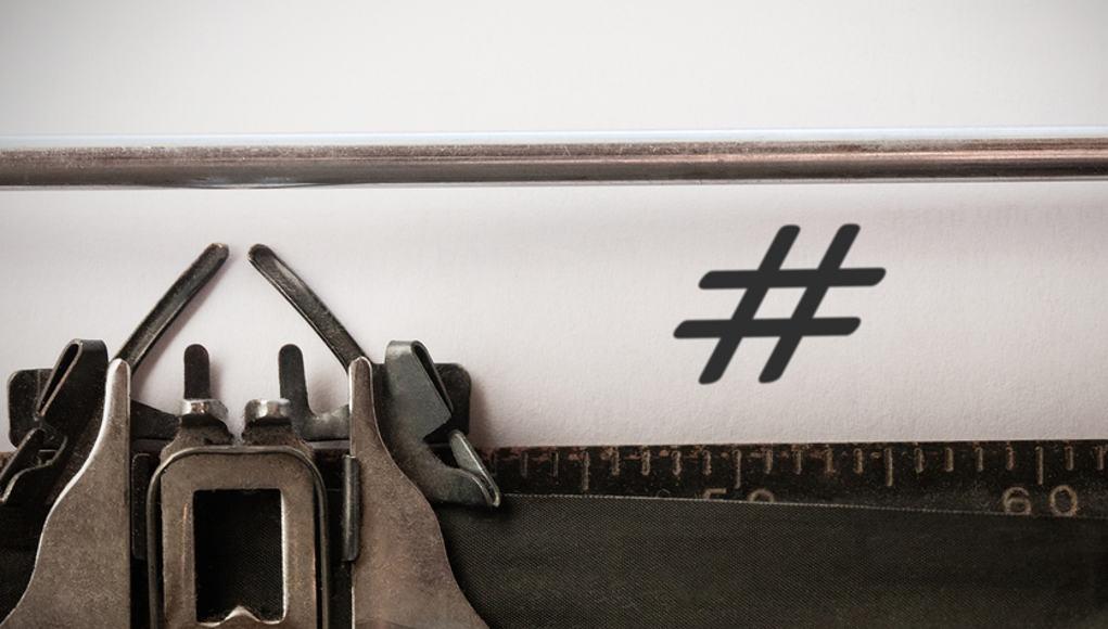 100 Hashtags