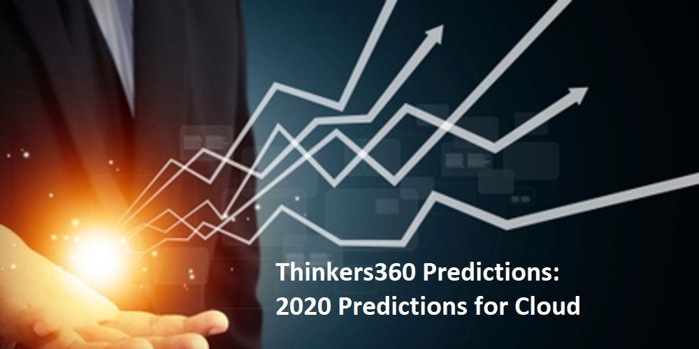 2020 Cloud Predictions