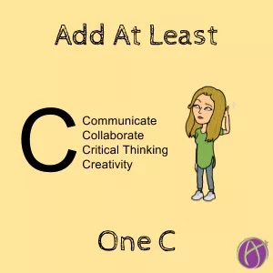 Add One C
