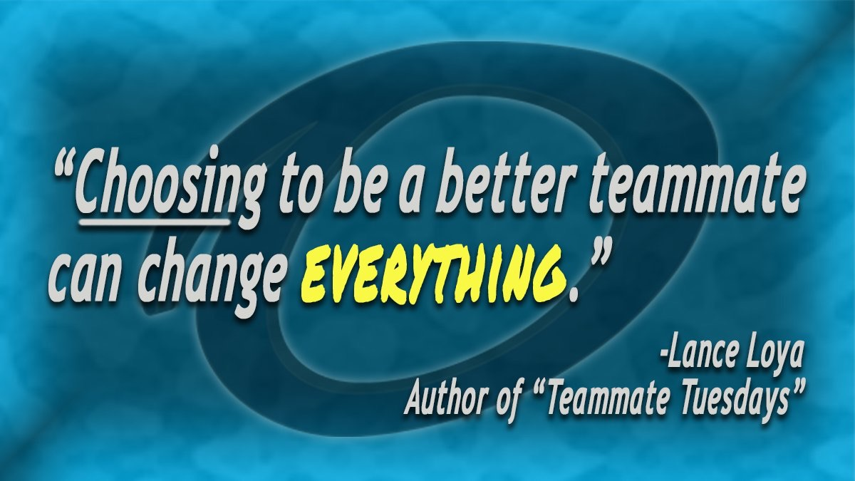 Better Teammate