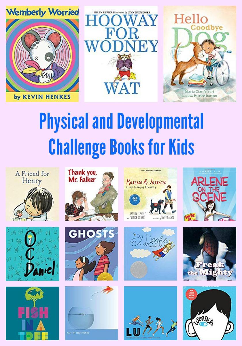 Challenge Books