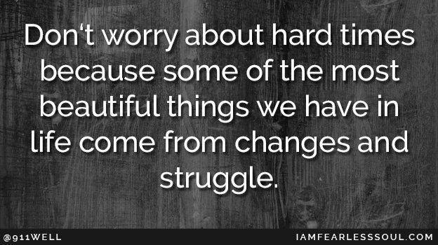 Change and Struggle