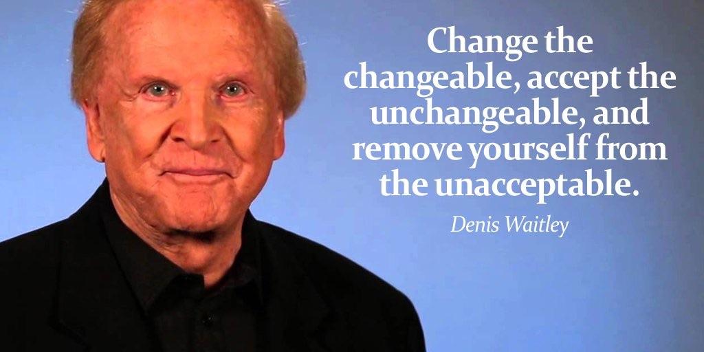 Change the Changable