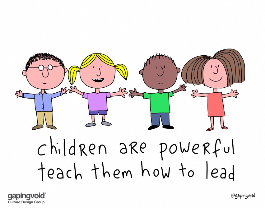 Children are Powerful