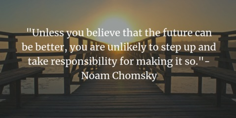 Chomsky Quote