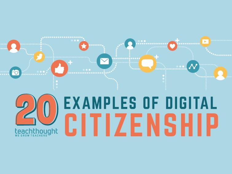 Digital Citizen Examples