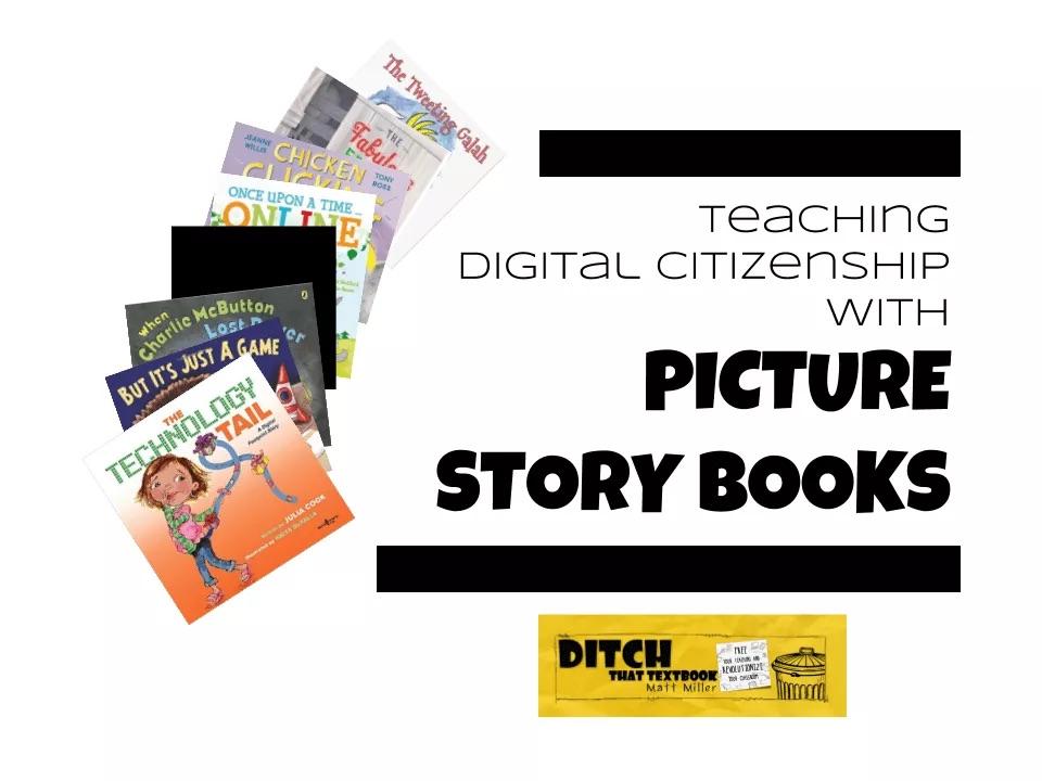 Digital Citizenship Books / Better Interview Questions / Create Confident  Students