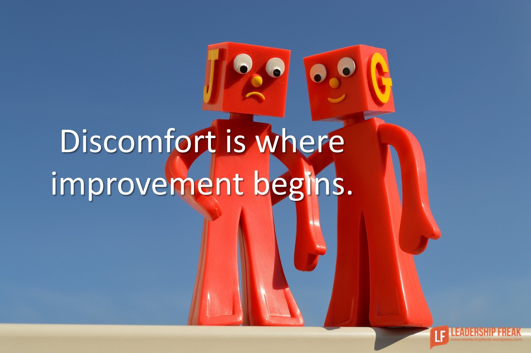 Dicomfort Quote