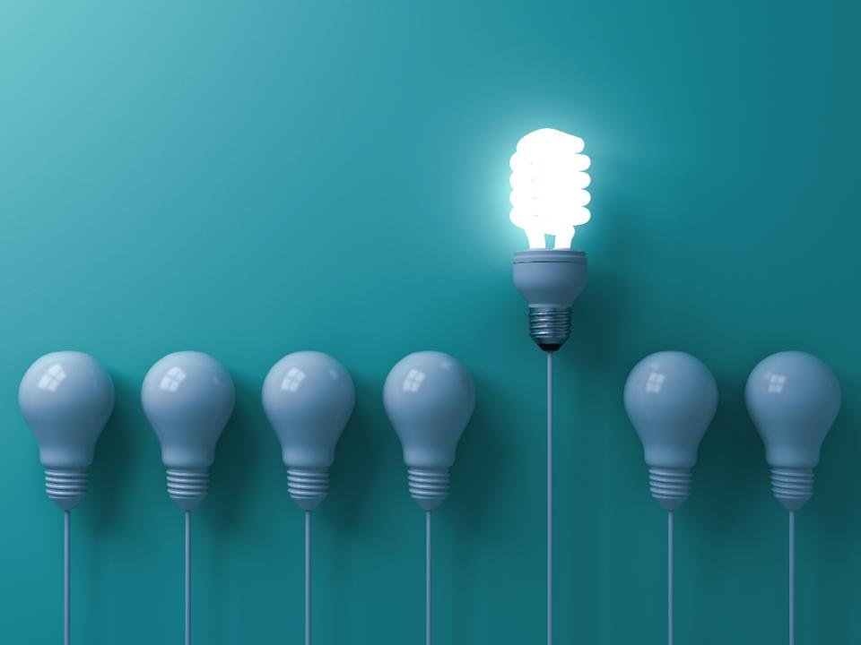 Efficiency & Creativity