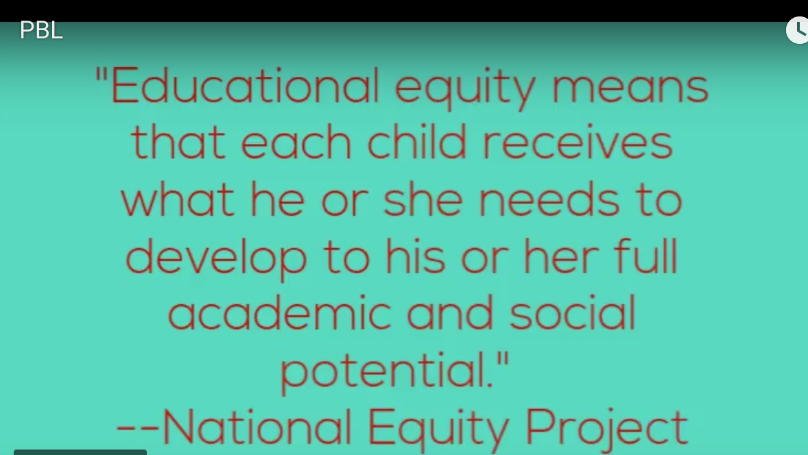 Equity quote