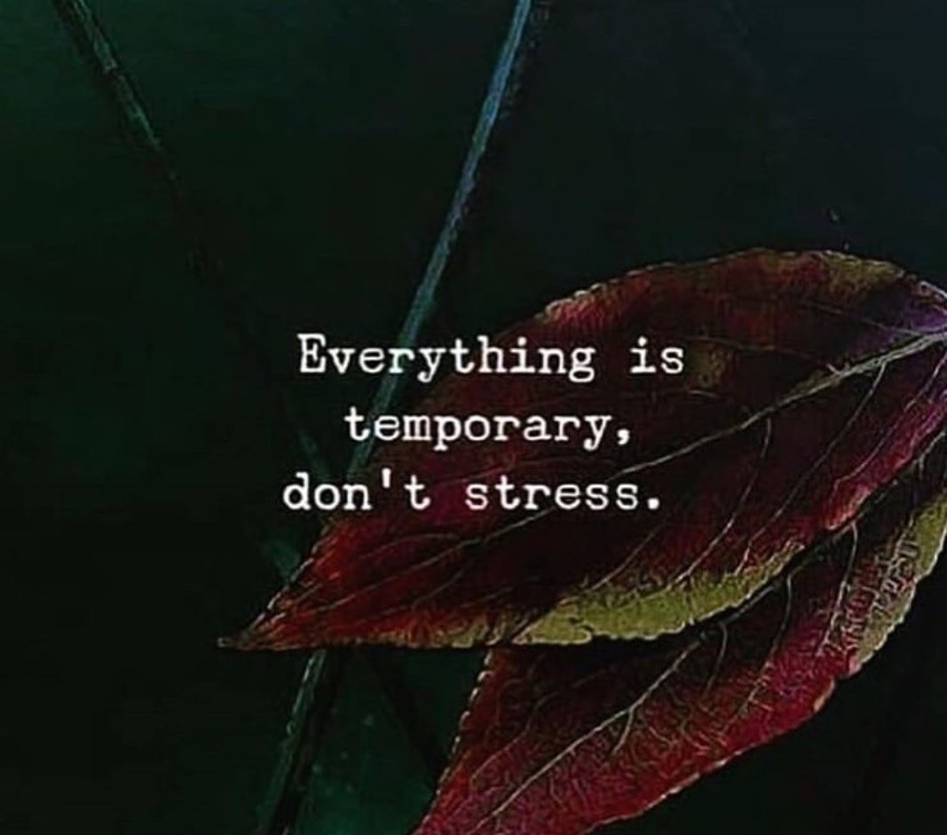 Everything Temporary