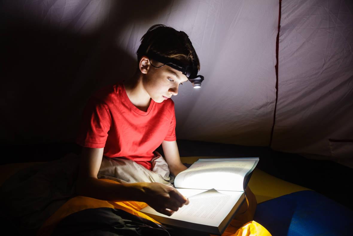 Get Kids to Enjoy Reading