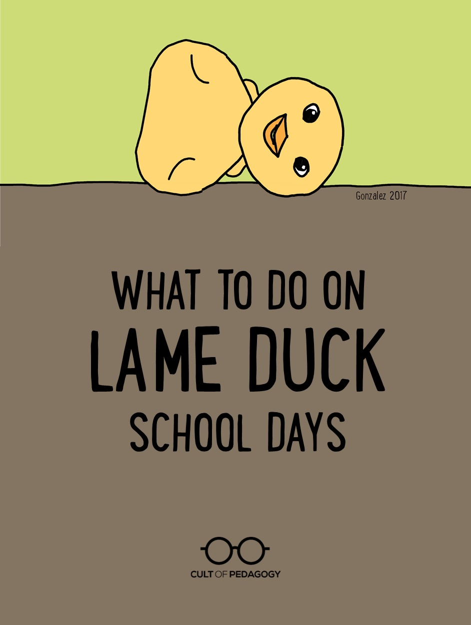 Lame Duck Days