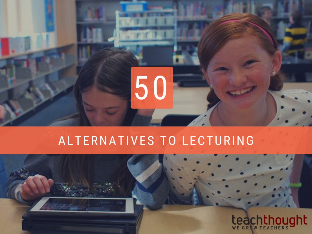 Lecture Alternatives