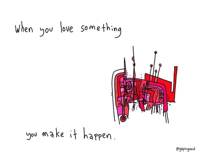 Love Something