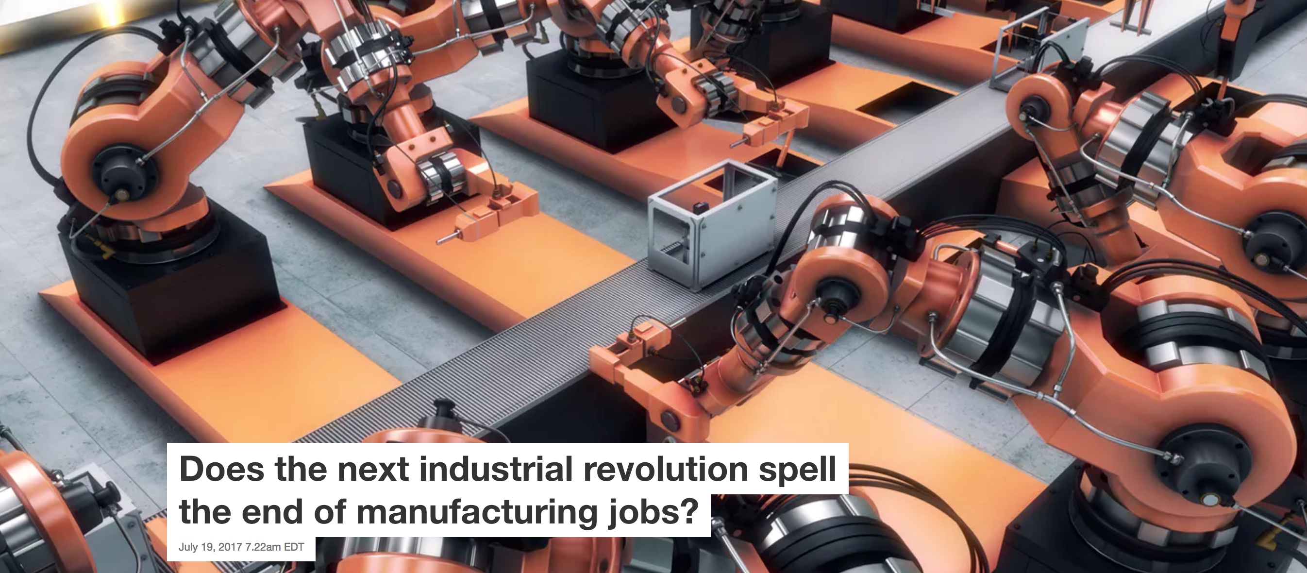 Robot Maufacturers