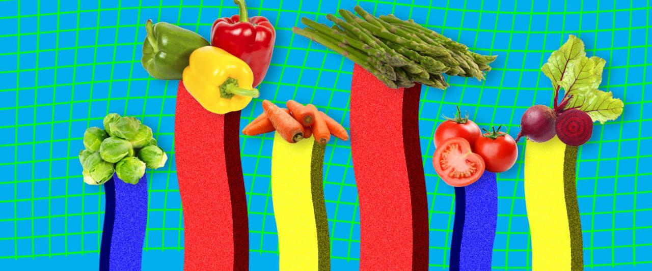 Veggies Ranked
