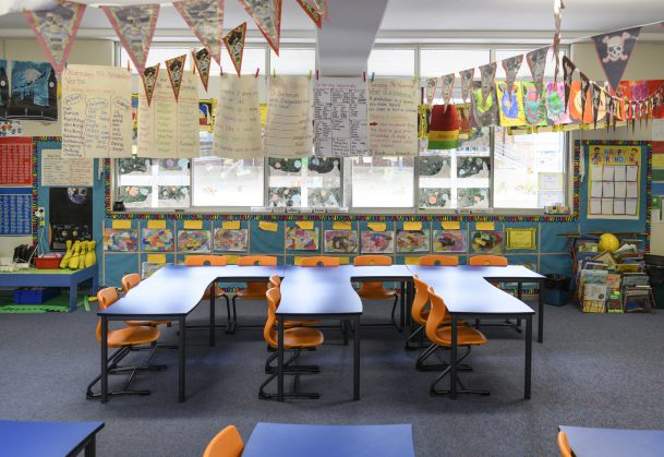 Decorated Classrooms